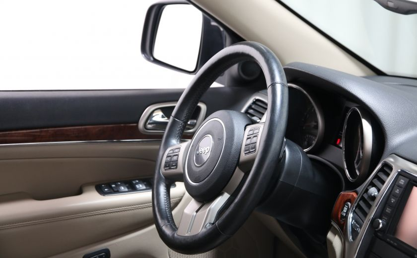 2012 Jeep Grand Cherokee Limited CUIR TOIT PANORAMIQUE NAV #20