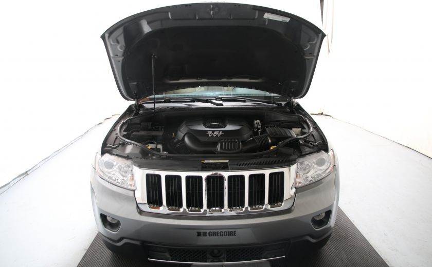2012 Jeep Grand Cherokee Limited CUIR TOIT PANORAMIQUE NAV #22