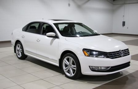 2012 Volkswagen Passat 2.5L Auto Highline AUTO A/C CUIR TOIT MAGS in Saguenay