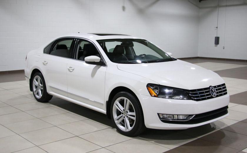 2012 Volkswagen Passat 2.5L Auto Highline AUTO A/C CUIR TOIT MAGS #0