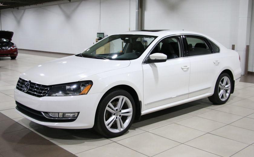 2012 Volkswagen Passat 2.5L Auto Highline AUTO A/C CUIR TOIT MAGS #2