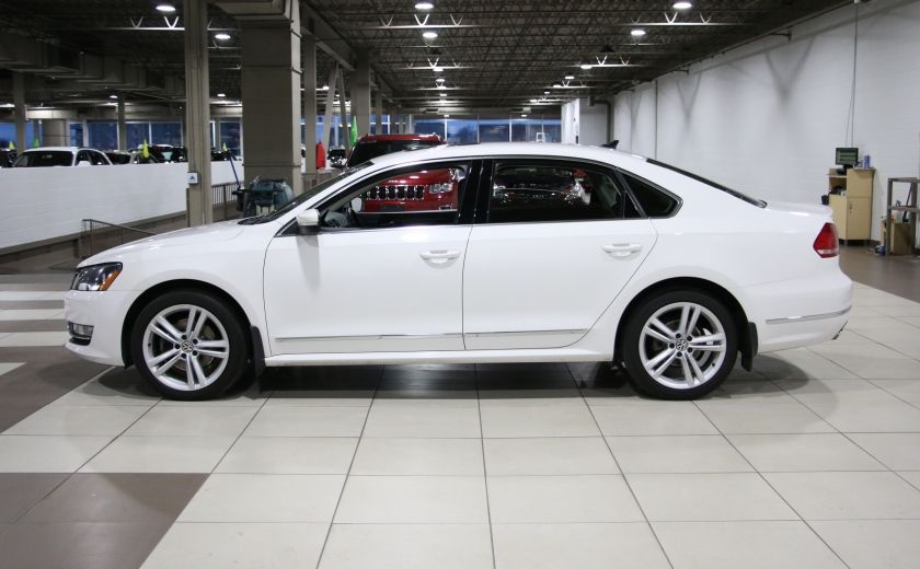 2012 Volkswagen Passat 2.5L Auto Highline AUTO A/C CUIR TOIT MAGS #3