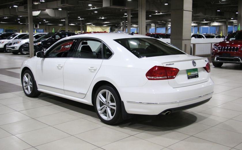 2012 Volkswagen Passat 2.5L Auto Highline AUTO A/C CUIR TOIT MAGS #4