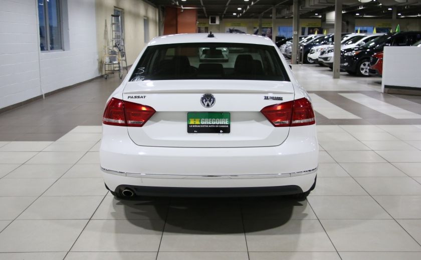 2012 Volkswagen Passat 2.5L Auto Highline AUTO A/C CUIR TOIT MAGS #5