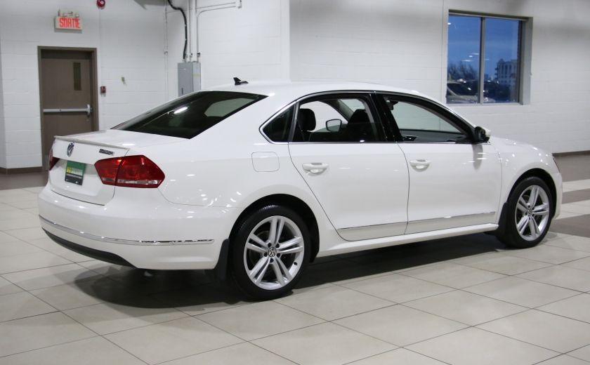 2012 Volkswagen Passat 2.5L Auto Highline AUTO A/C CUIR TOIT MAGS #6