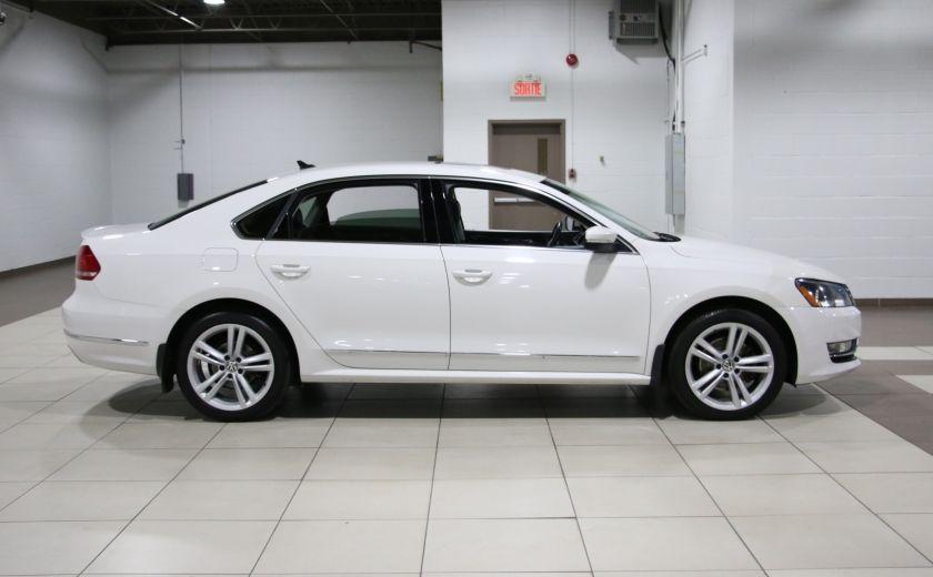 2012 Volkswagen Passat 2.5L Auto Highline AUTO A/C CUIR TOIT MAGS #7