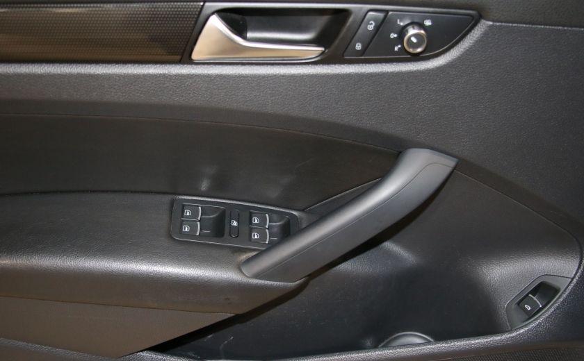 2012 Volkswagen Passat 2.5L Auto Highline AUTO A/C CUIR TOIT MAGS #10