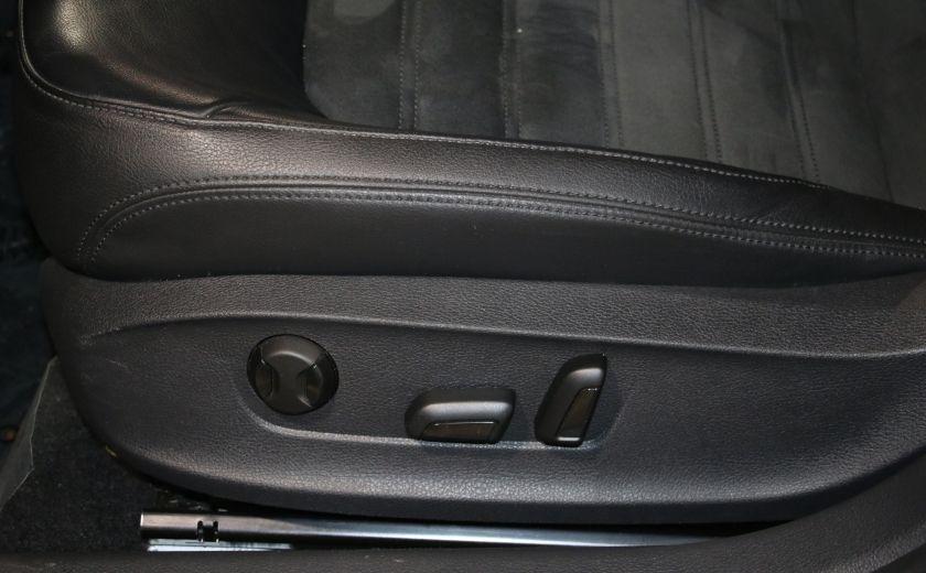 2012 Volkswagen Passat 2.5L Auto Highline AUTO A/C CUIR TOIT MAGS #11