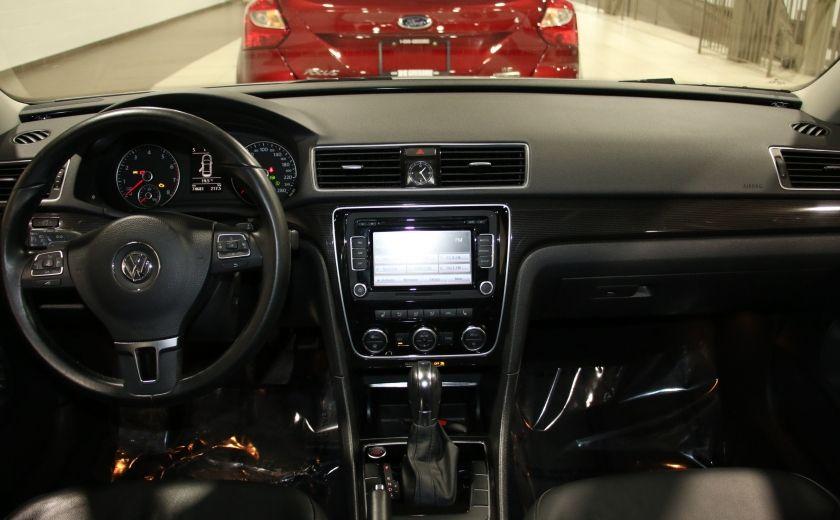 2012 Volkswagen Passat 2.5L Auto Highline AUTO A/C CUIR TOIT MAGS #13