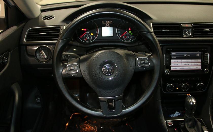 2012 Volkswagen Passat 2.5L Auto Highline AUTO A/C CUIR TOIT MAGS #15