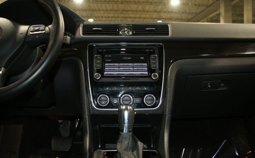 2012 Volkswagen Passat 2.5L Auto Highline AUTO A/C CUIR TOIT MAGS #16