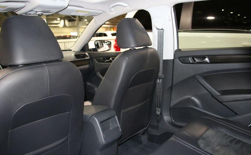 2012 Volkswagen Passat 2.5L Auto Highline AUTO A/C CUIR TOIT MAGS #18