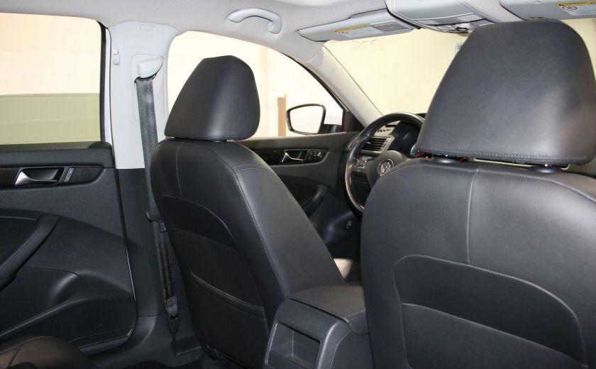 2012 Volkswagen Passat 2.5L Auto Highline AUTO A/C CUIR TOIT MAGS #20