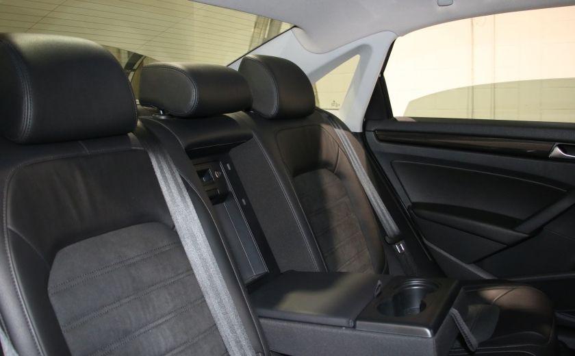 2012 Volkswagen Passat 2.5L Auto Highline AUTO A/C CUIR TOIT MAGS #21