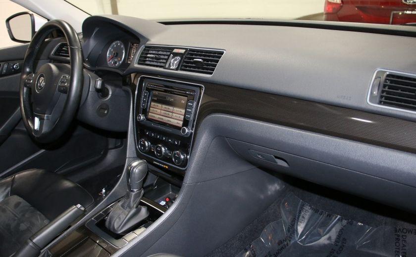 2012 Volkswagen Passat 2.5L Auto Highline AUTO A/C CUIR TOIT MAGS #22