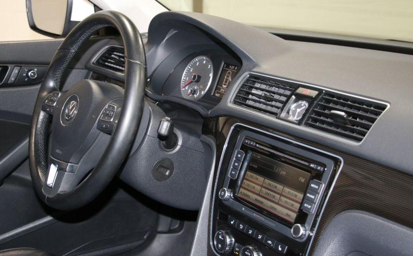 2012 Volkswagen Passat 2.5L Auto Highline AUTO A/C CUIR TOIT MAGS #23