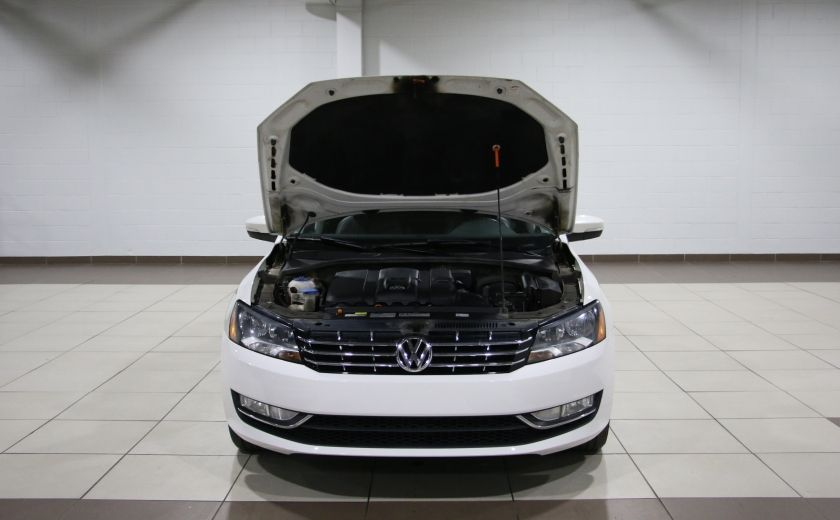 2012 Volkswagen Passat 2.5L Auto Highline AUTO A/C CUIR TOIT MAGS #26