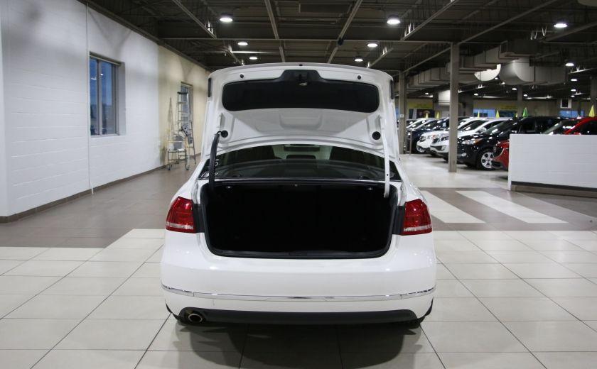 2012 Volkswagen Passat 2.5L Auto Highline AUTO A/C CUIR TOIT MAGS #27