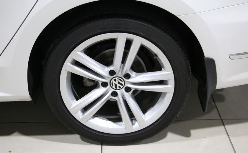 2012 Volkswagen Passat 2.5L Auto Highline AUTO A/C CUIR TOIT MAGS #29
