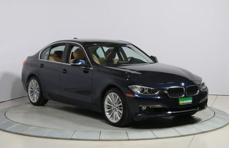 2013 BMW 328XI AWD AUTO CUIR TOIT NAVIGATION MAGS in Longueuil