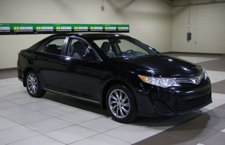 2012 Toyota Camry LE AUTO A/C MAGS BLUETOOTH NAV #0