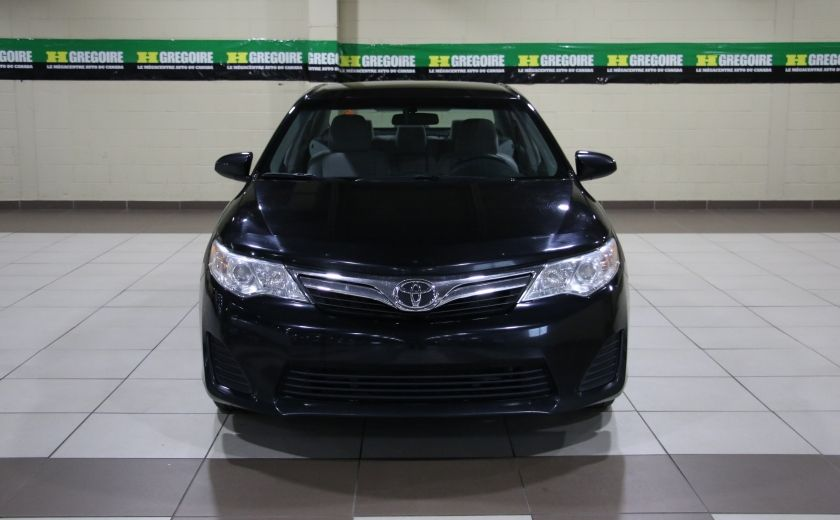 2012 Toyota Camry LE AUTO A/C MAGS BLUETOOTH NAV #1