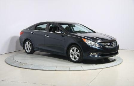 2011 Hyundai Sonata Limited AUTO CUIR TOIT MAGS BLUETOOTH in Repentigny