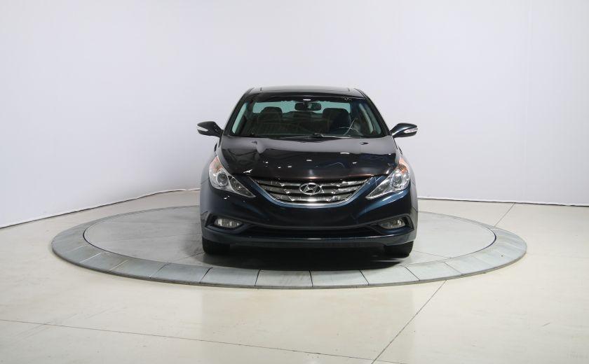 2011 Hyundai Sonata Limited AUTO CUIR TOIT MAGS BLUETOOTH #1