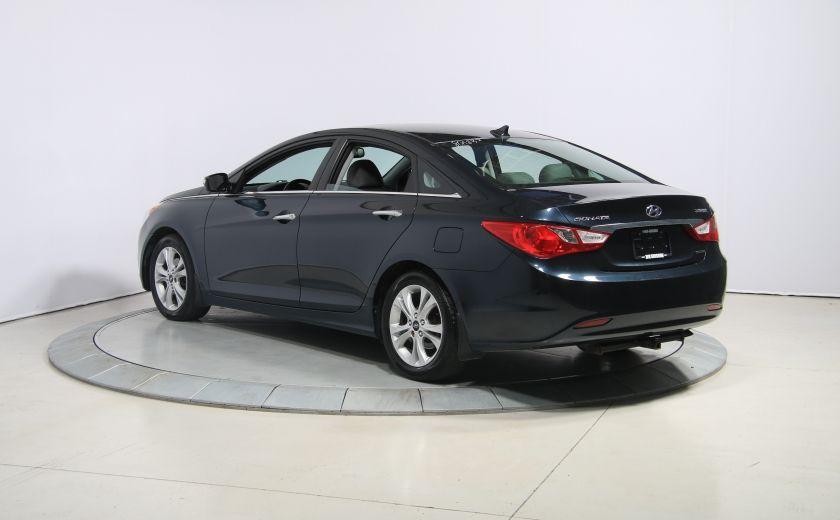 2011 Hyundai Sonata Limited AUTO CUIR TOIT MAGS BLUETOOTH #4