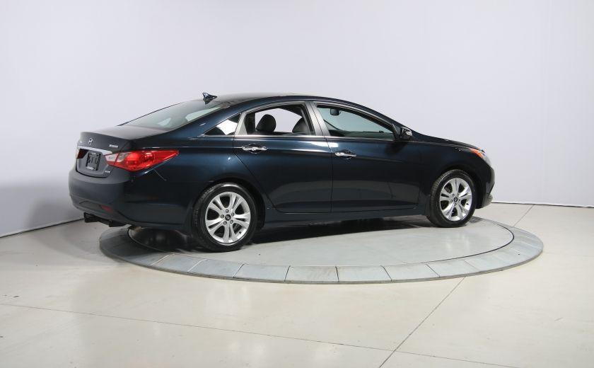 2011 Hyundai Sonata Limited AUTO CUIR TOIT MAGS BLUETOOTH #6
