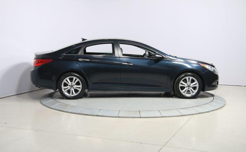 2011 Hyundai Sonata Limited AUTO CUIR TOIT MAGS BLUETOOTH #7