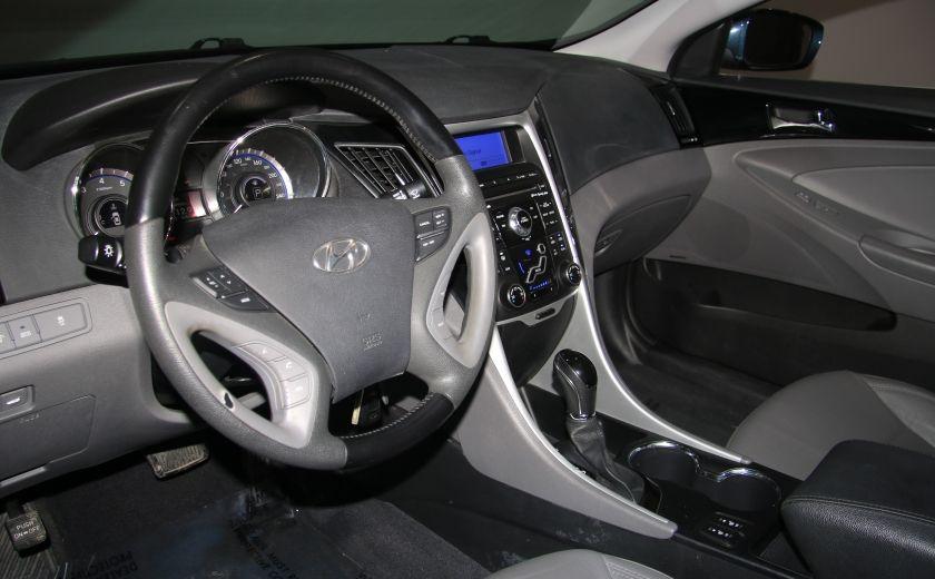 2011 Hyundai Sonata Limited AUTO CUIR TOIT MAGS BLUETOOTH #8