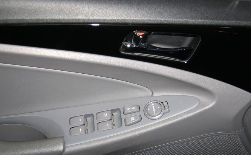 2011 Hyundai Sonata Limited AUTO CUIR TOIT MAGS BLUETOOTH #10