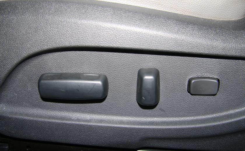 2011 Hyundai Sonata Limited AUTO CUIR TOIT MAGS BLUETOOTH #11