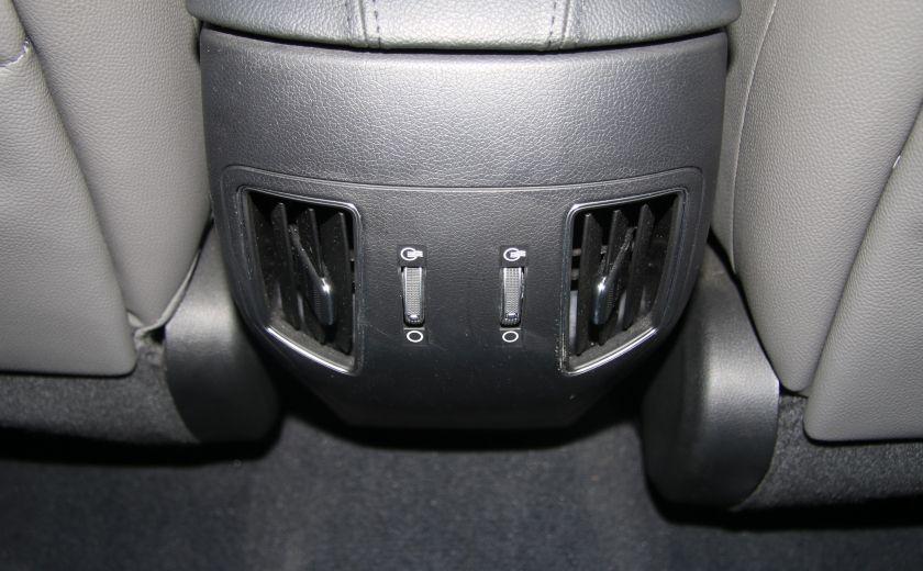 2011 Hyundai Sonata Limited AUTO CUIR TOIT MAGS BLUETOOTH #17
