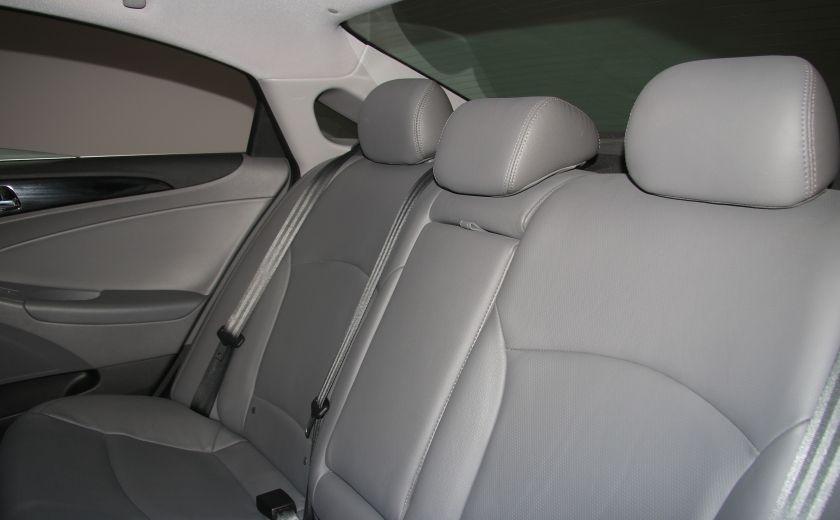 2011 Hyundai Sonata Limited AUTO CUIR TOIT MAGS BLUETOOTH #21