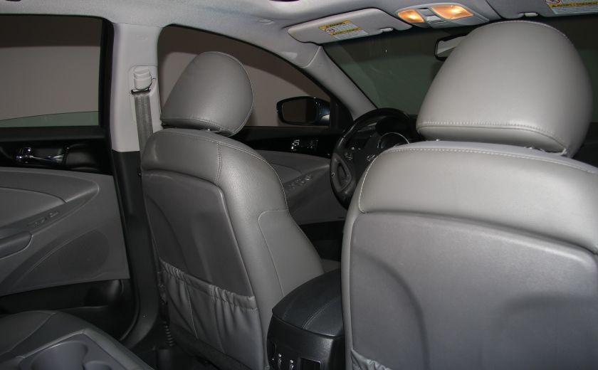2011 Hyundai Sonata Limited AUTO CUIR TOIT MAGS BLUETOOTH #22