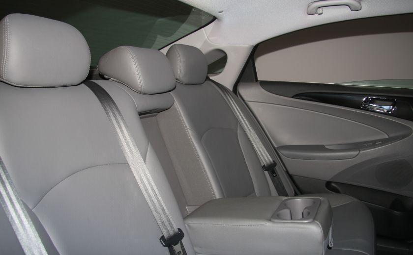 2011 Hyundai Sonata Limited AUTO CUIR TOIT MAGS BLUETOOTH #23
