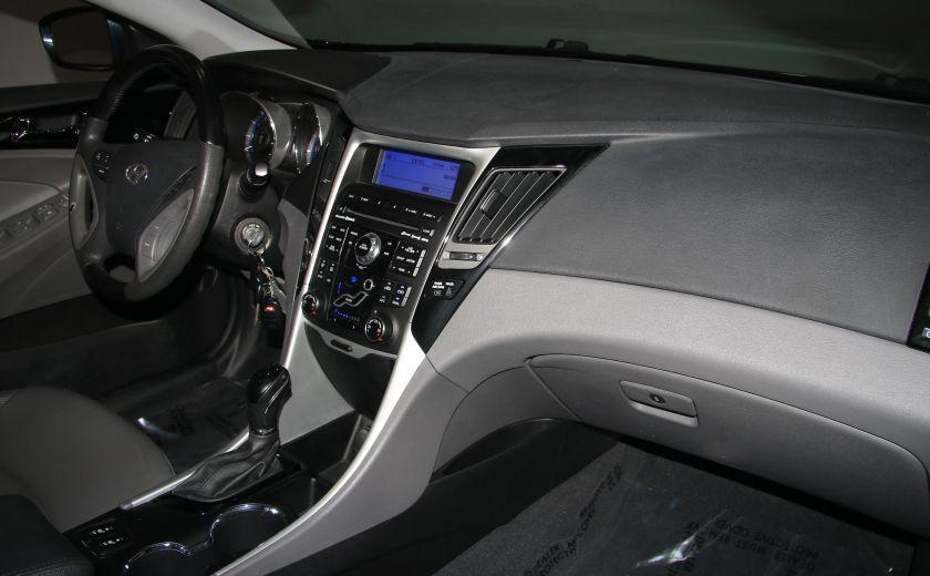 2011 Hyundai Sonata Limited AUTO CUIR TOIT MAGS BLUETOOTH #24