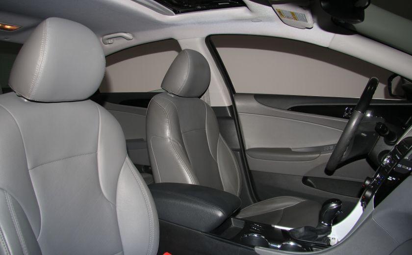 2011 Hyundai Sonata Limited AUTO CUIR TOIT MAGS BLUETOOTH #26