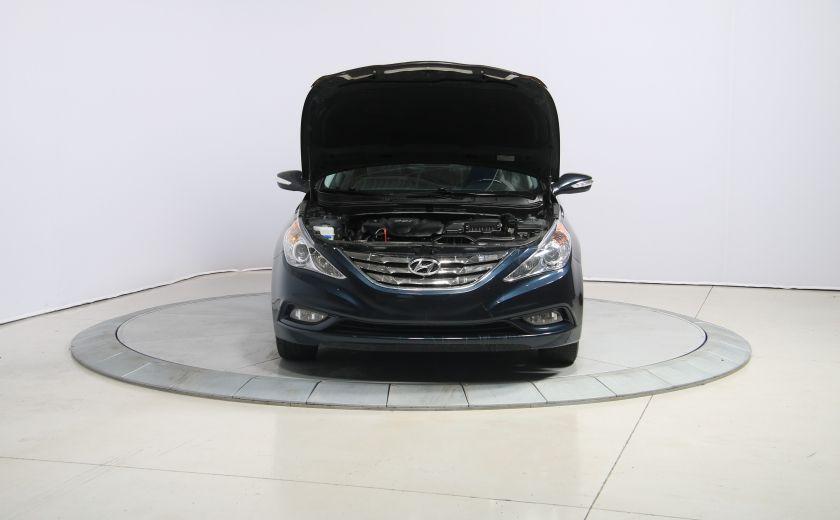 2011 Hyundai Sonata Limited AUTO CUIR TOIT MAGS BLUETOOTH #28