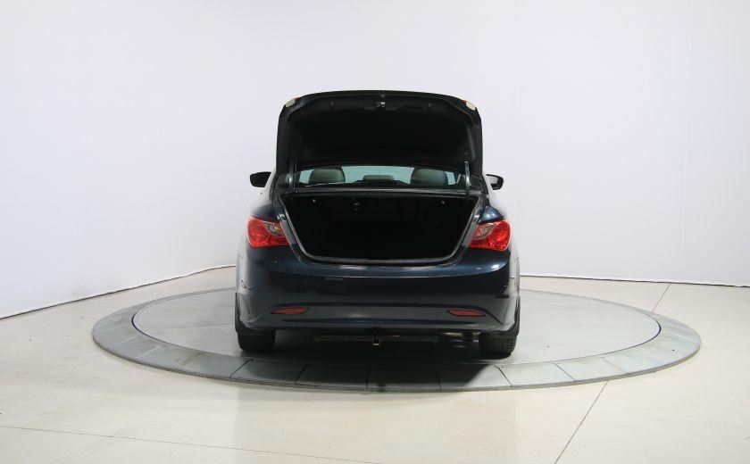 2011 Hyundai Sonata Limited AUTO CUIR TOIT MAGS BLUETOOTH #29