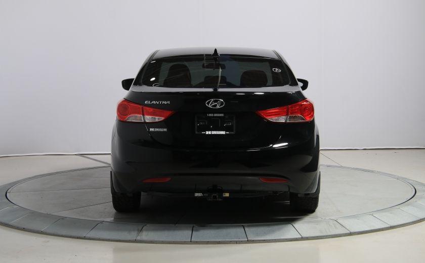 2013 Hyundai Elantra GL AUTO A/C GR ELECT BLUETOOTH #5