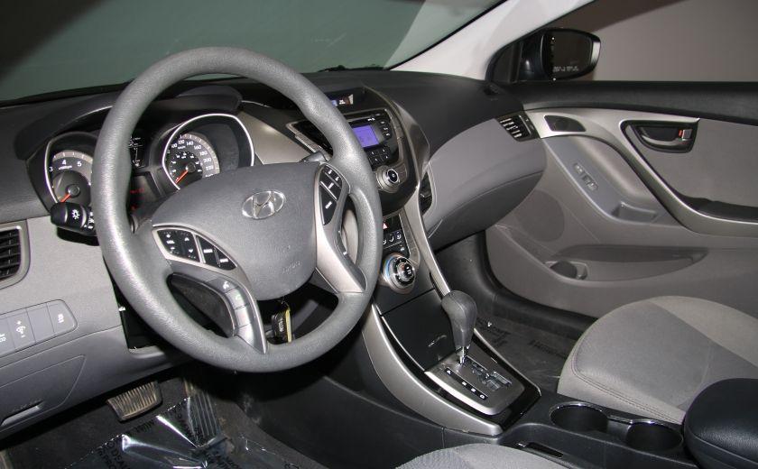 2013 Hyundai Elantra GL AUTO A/C GR ELECT BLUETOOTH #6