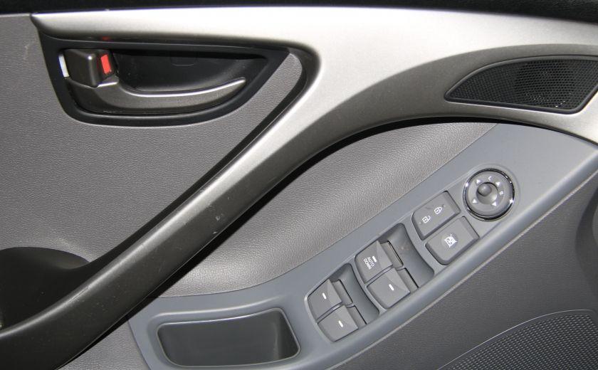 2013 Hyundai Elantra GL AUTO A/C GR ELECT BLUETOOTH #8