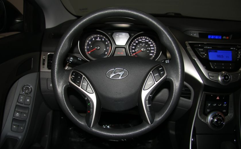 2013 Hyundai Elantra GL AUTO A/C GR ELECT BLUETOOTH #11