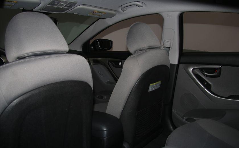 2013 Hyundai Elantra GL AUTO A/C GR ELECT BLUETOOTH #15
