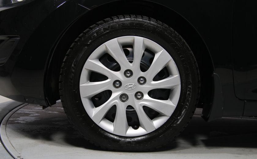 2013 Hyundai Elantra GL AUTO A/C GR ELECT BLUETOOTH #27