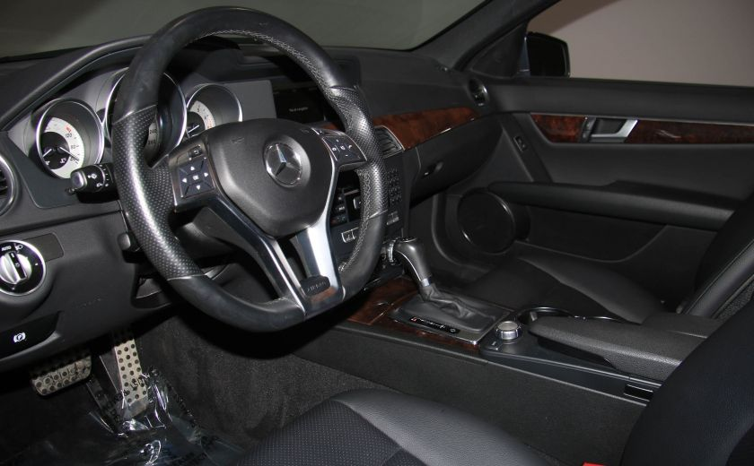 2013 Mercedes Benz C300 4MATIC AUTO CUIR TOIT MAGS BLUETOOTH #8