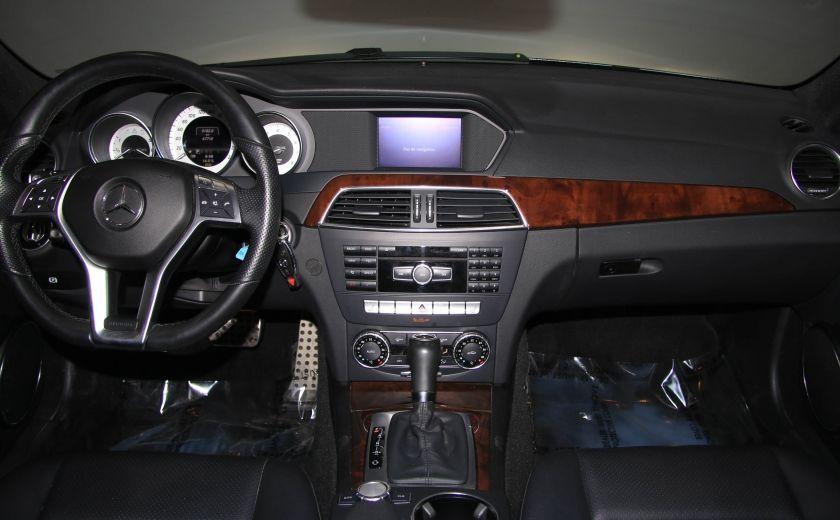2013 Mercedes Benz C300 4MATIC AUTO CUIR TOIT MAGS BLUETOOTH #13